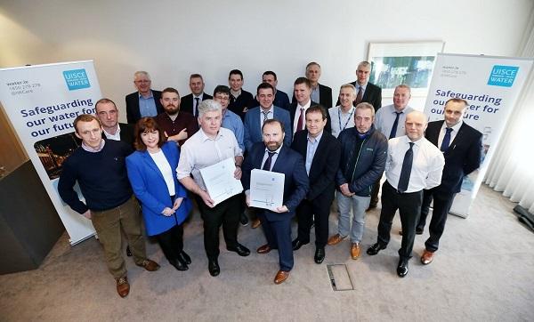 FLI, Irish Water, Framework